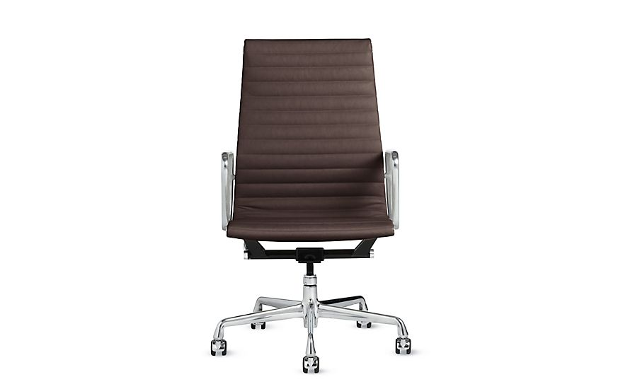Eames aluminum group chair design within reach office