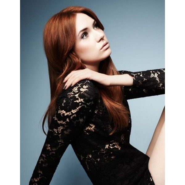 Karen Gillan Picture 9 ❤ liked on Polyvore featuring karen gillan, doctor who, people, models and actors