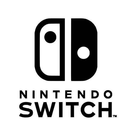 Game Console Logos Nintendo Switch Logo Nintendo Switch Switch Nintendo Switch Animal Crossing