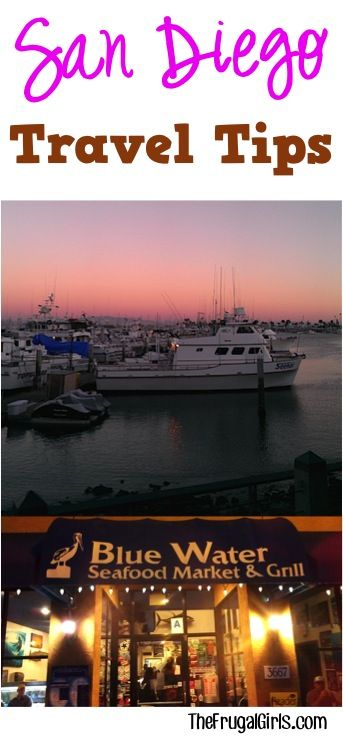 San Diego Vacation Tips at TheFrugalGirls.com
