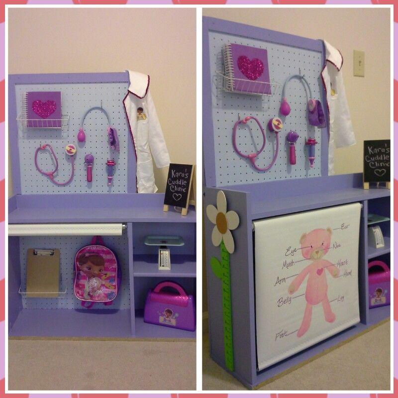 Diy Doc Mcstuffins Cuddle Clinic Doc Mcstuffins Room Doc Mcstuffins Toys Doc Mcstuffins Birthday Party