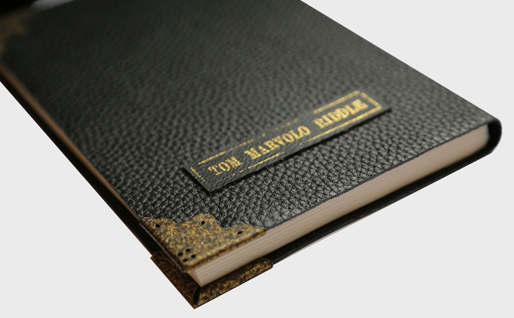 Tom Riddle's Diary The Harry Potter Shop at Platform 9 3/4