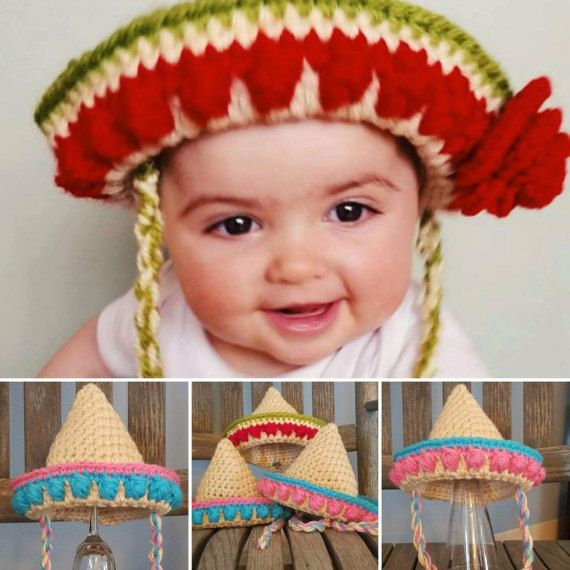 Crazy cute sombrero halloween hat! https   www.etsy.com  ea9f0c20516