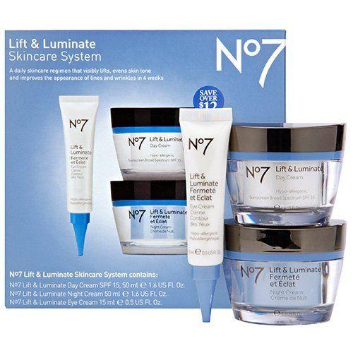 Solidaily Com Skin Care System No7 Boots No7