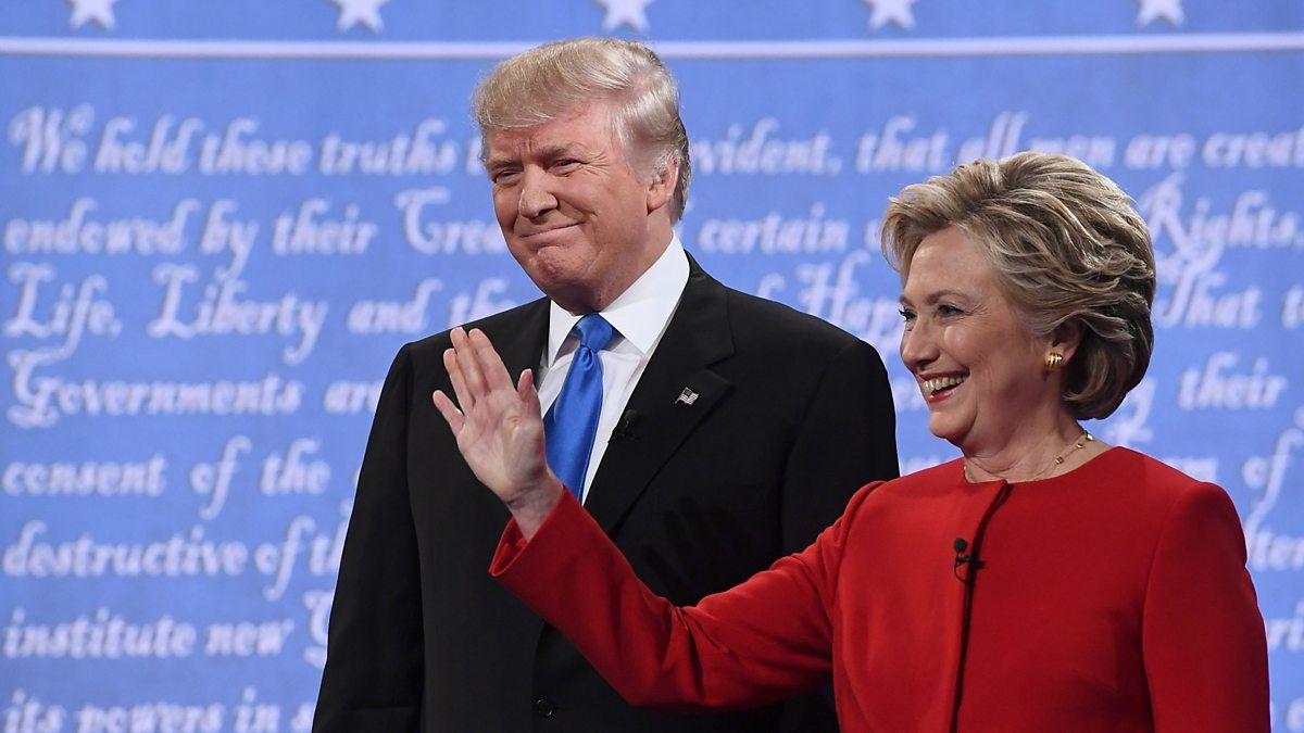Who Won the US Presidential Debate?