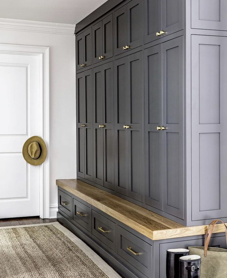 29+ Smart Mudroom Ideas to Enhance Your Home - Bedroom storage for small rooms, Living room storage, Kitchen remodel small, Mudroom, Trendy living rooms, Bedroom storage - Mudroom Ideas   A mudroom may not be a very essential part of the house      Selengkapnya29+ Smart Mudroom Ideas to Enhance Your Home