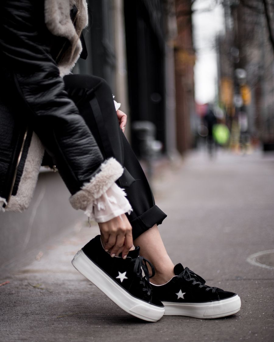 One Star | Converse one star, Outfits