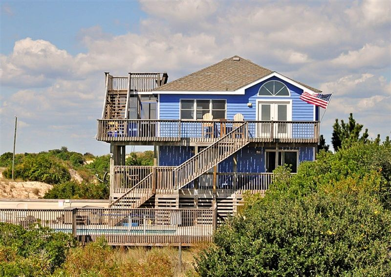 Twiddy Outer Banks Vacation Home Somewhere in the Sun