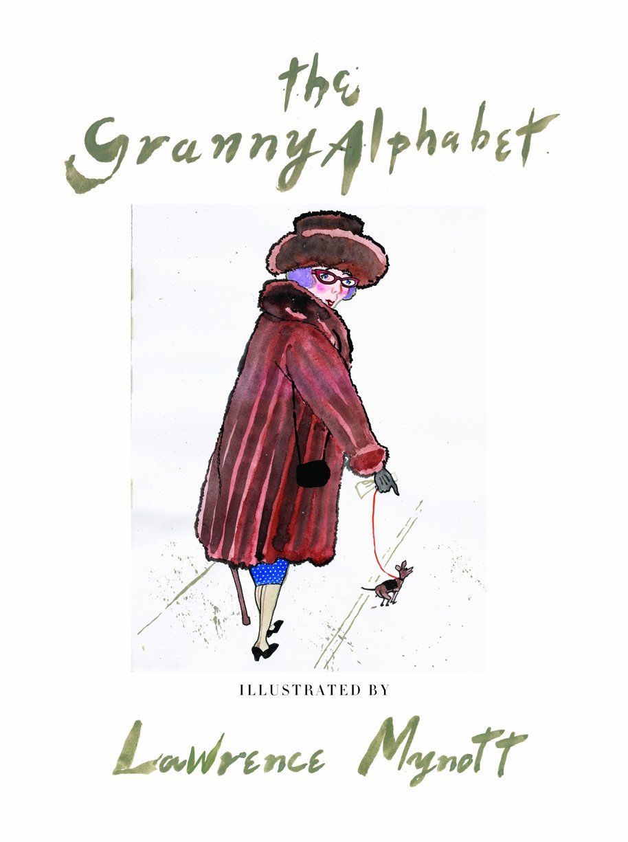 Amazon.com: The Granny Alphabet (9780500544266): Tim Walker, Kit Hesketh-Harvey, Lawrence Mynott: Books