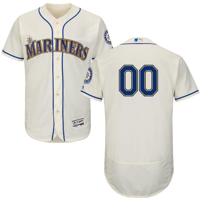 best website 13405 65684 Seattle Mariners Majestic Alternate Flex Base Authentic ...
