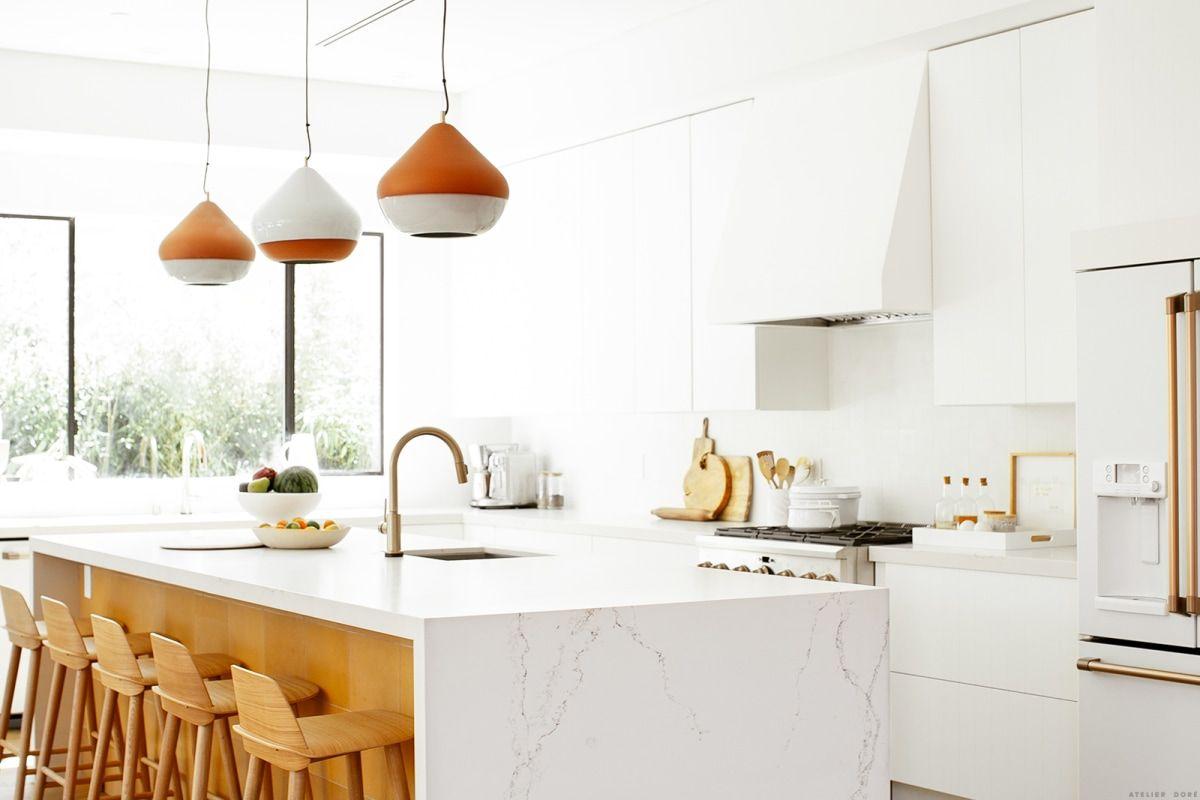 Inside Garance Dore S Kitchen Renovation Kitchen Design New
