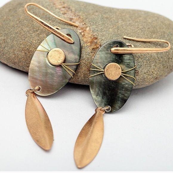 Jewelry - Festival Shell Earrings