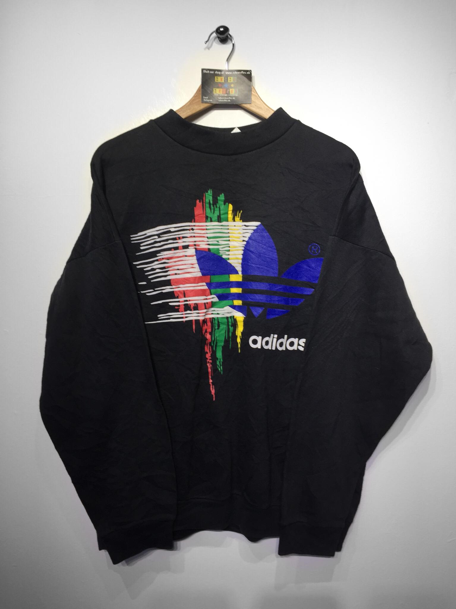 Adidas Sweatshirt size Large (but Fits Oversized) £40