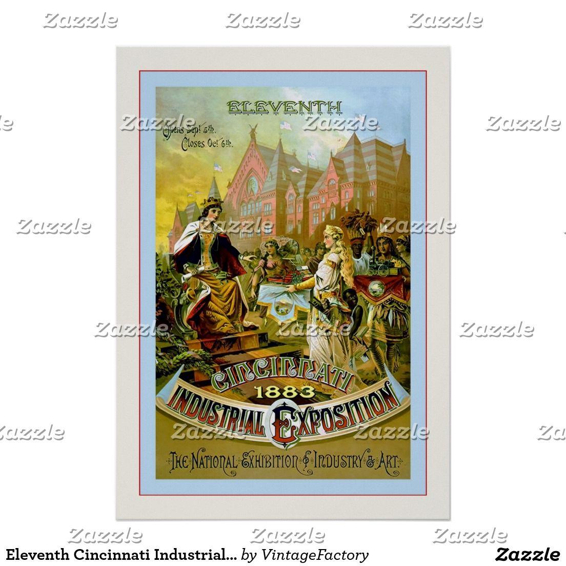 Vintage Posters Cincinnati