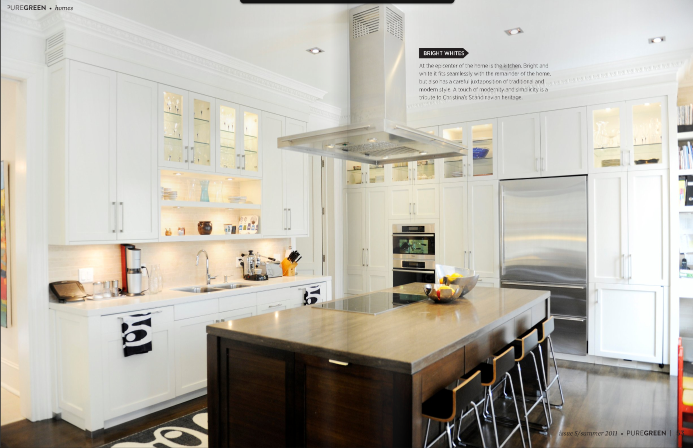 White kitchen for the home pinterest modern white kitchens