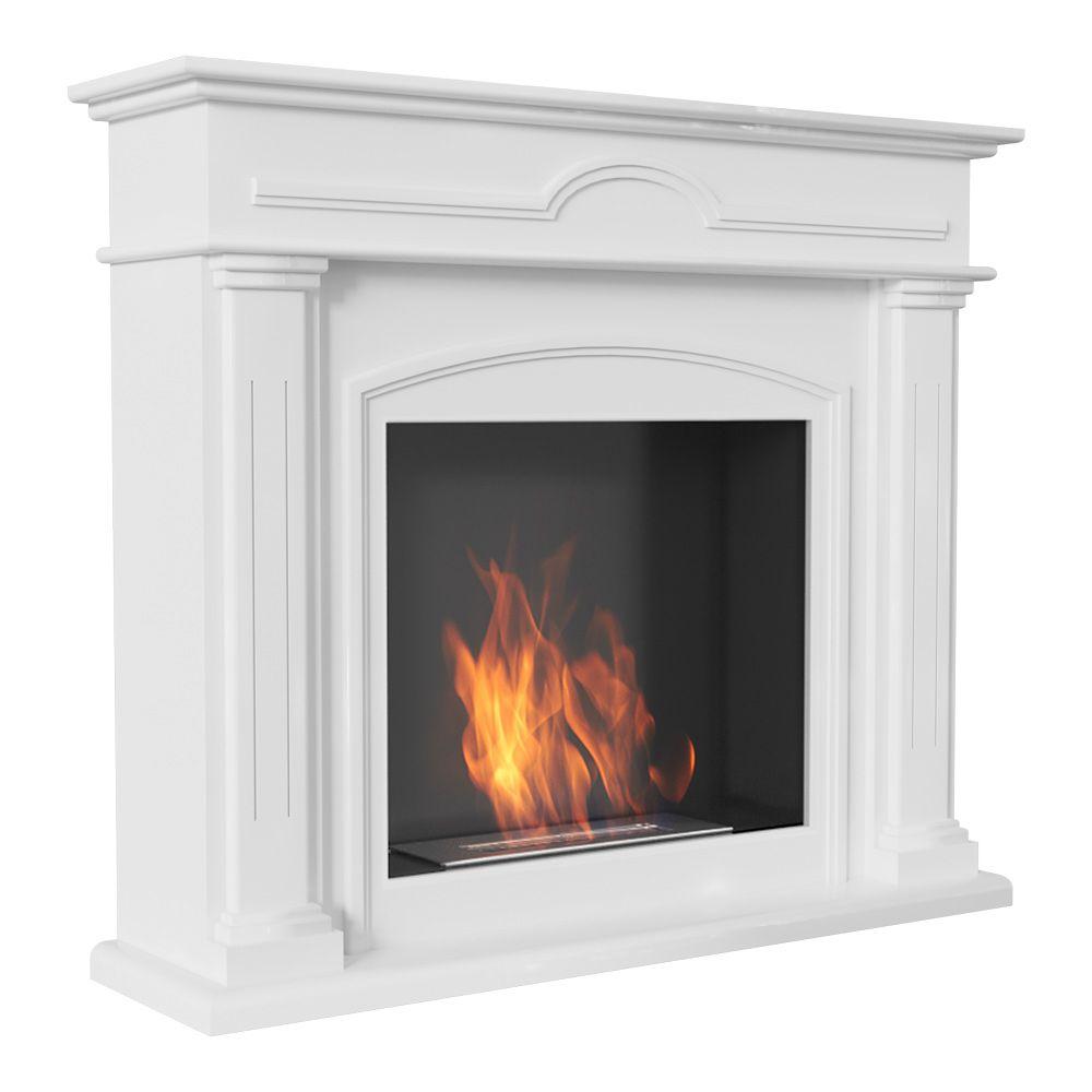 The Dimplex Zamora Freestanding Electric Fire Will Help You Create