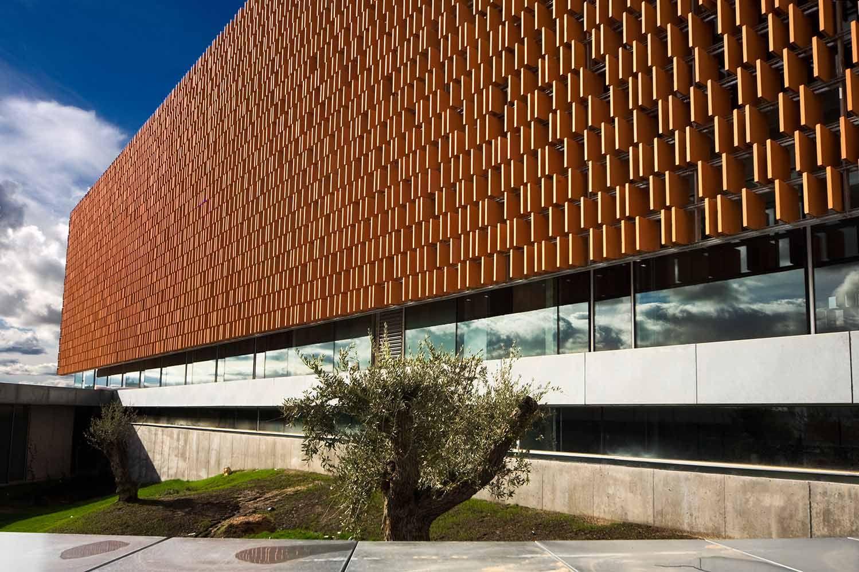 Pin de carlos gra a en arquitectura vivero de empresas en for Empresas de arquitectura