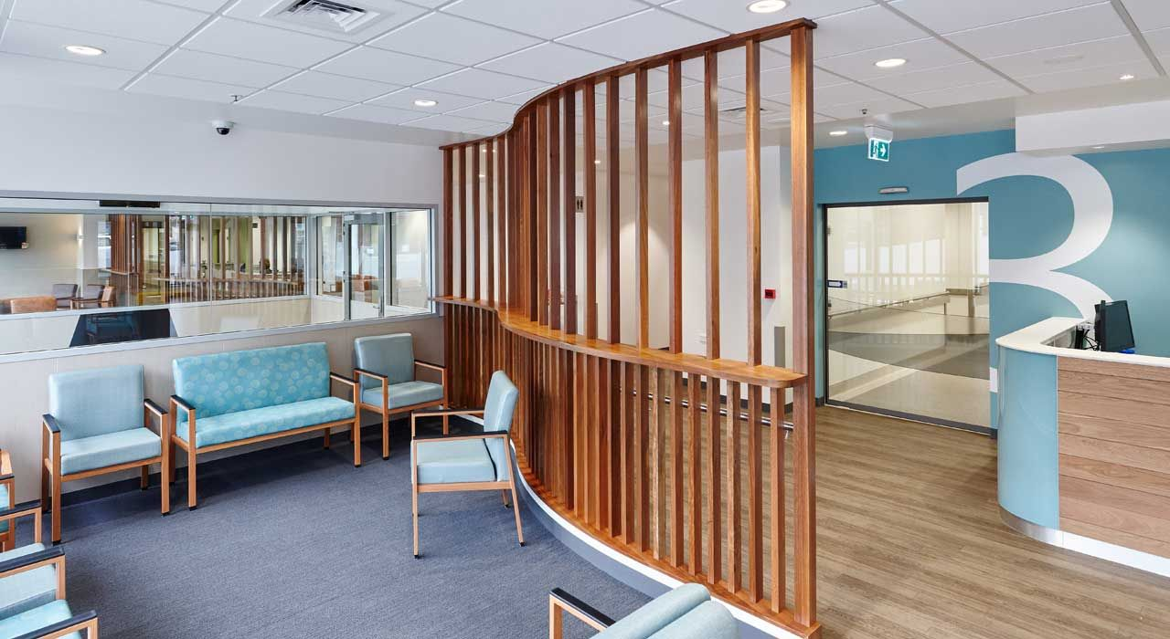 Healthcare Vinyls At LGH Specialist Clinic