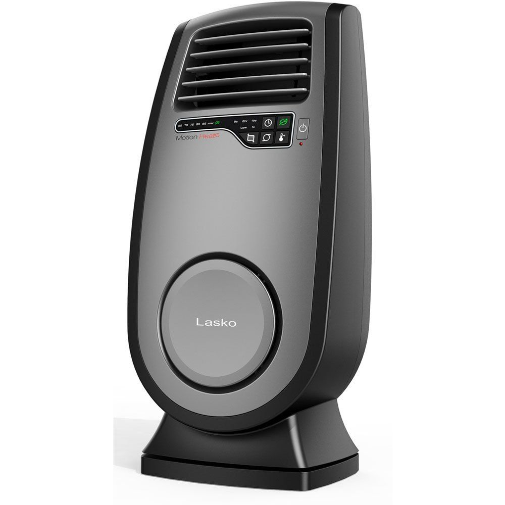 Delicieux Lasko Ceramic Watt Portable Electric Fan Compact Heater With Adjustable  Thermostat