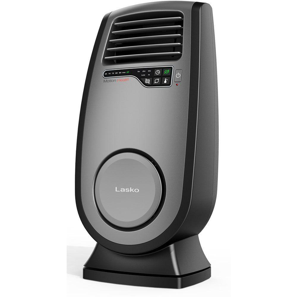 Amazon Com Lasko Cc23150 Ultra Ceramic Heater With 3d Motion Heat Home Amp Kitchen Lasko Ceramic Heater Portable Heater