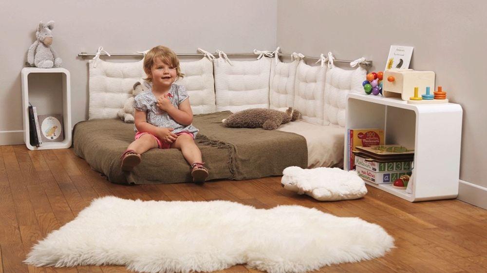 Comment aménager une chambre du0027enfant selon la pédagogie Montessori - Amenager Une Chambre D Enfant