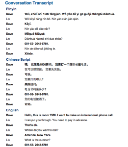 Never before published transcript of a conversation between john.