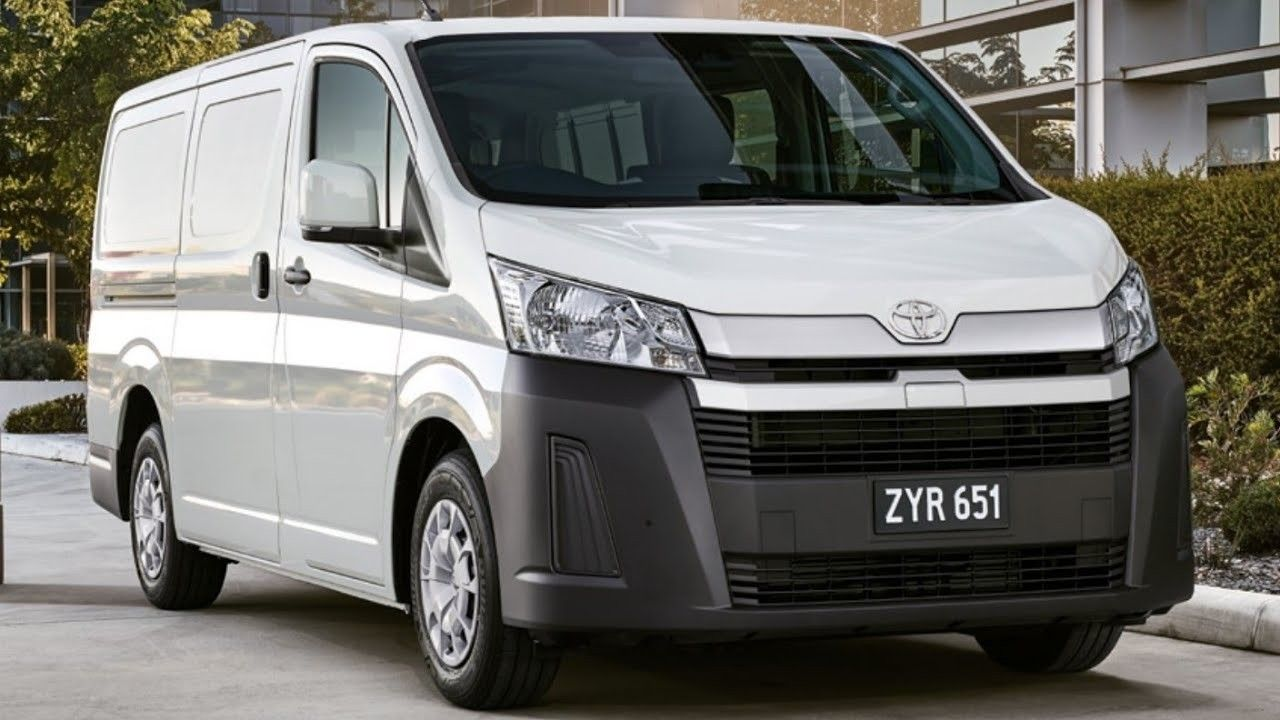 Toyota Hiace 2020 Model Review And Price Di 2020