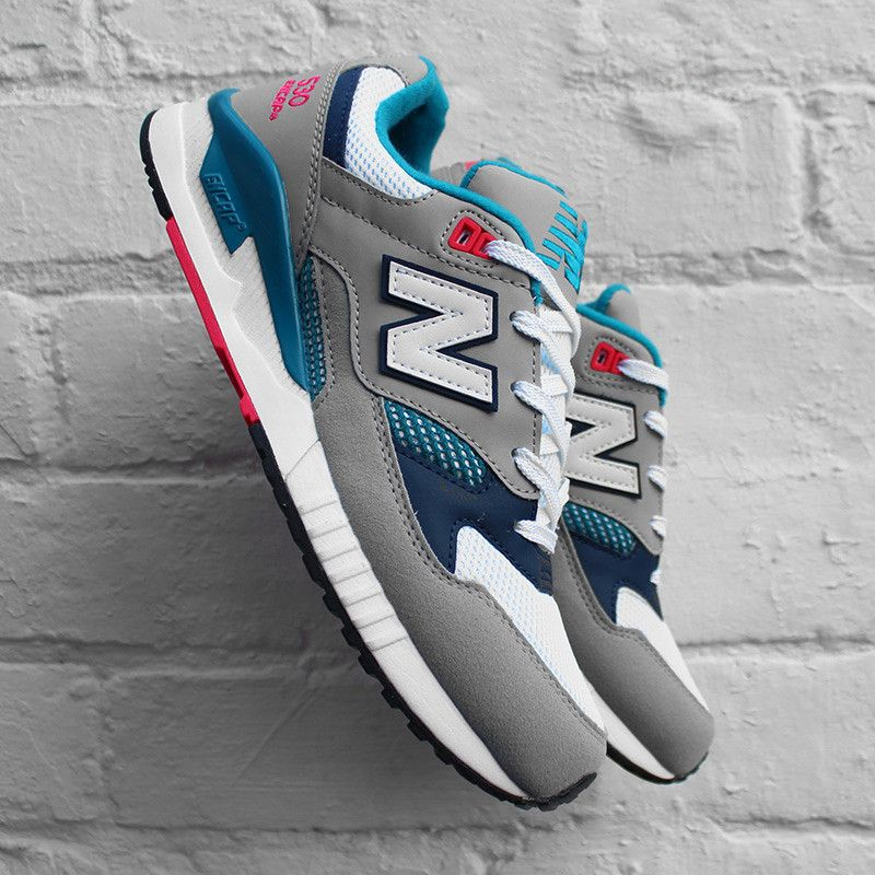 new balance 530 grey blue