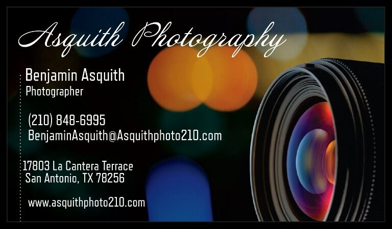 My business cards