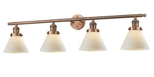 Photo of Innovations Lighting 215-AC-S-G41 4 Light Adjustable Bathroom Fixture