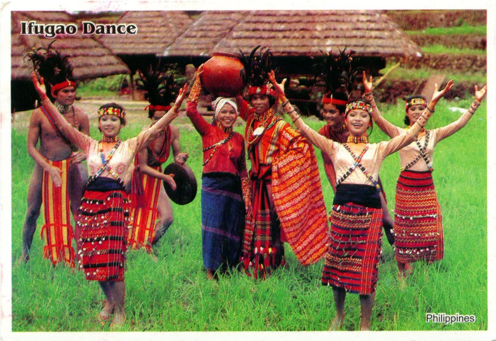 (Cordillera Administrative Region) An Ifugao dance