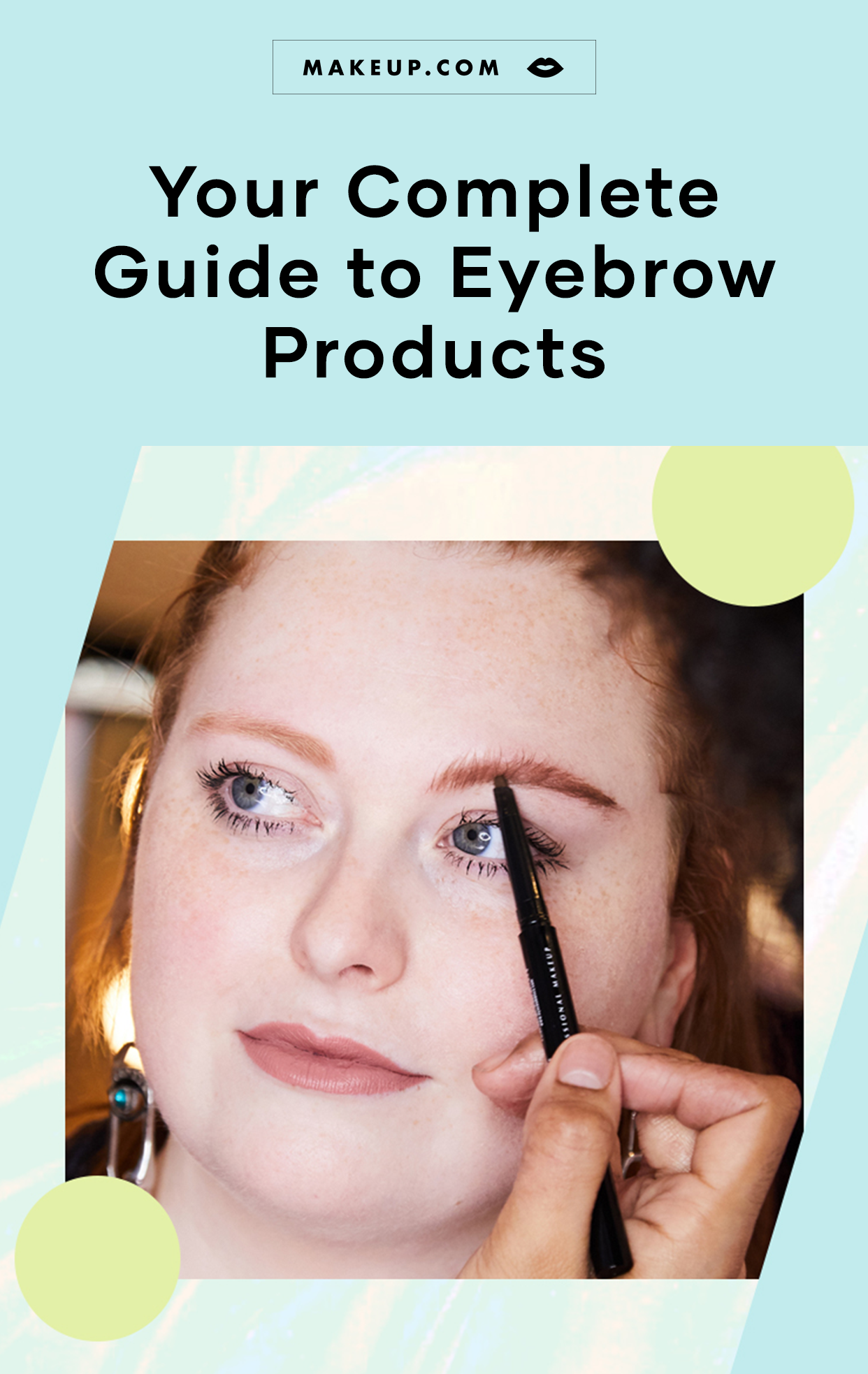 Feeling lost when it comes to different brow products? We broke down how to use an eyebrow pencil, powder, pomade, gel and pen, ahead. #makeup #makeuproutine #makeupproducts #eyebrows #eyebrowproducts #eyebrowtutorial #eyebrowguide #eyebrowhowto #makeupadvice #makeuptips #makeuphowto #fall #beauty #fallbeauty #winterbeauty #winter #eyemakeup #nyxcosmetics #besteyebrowproducts #eyebrowshowto