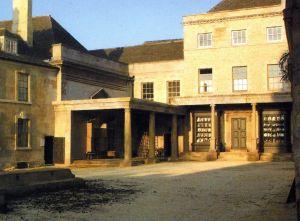 Stamford in Lincolnshire transformed into Meryton for Pride and Prejudice (2005)