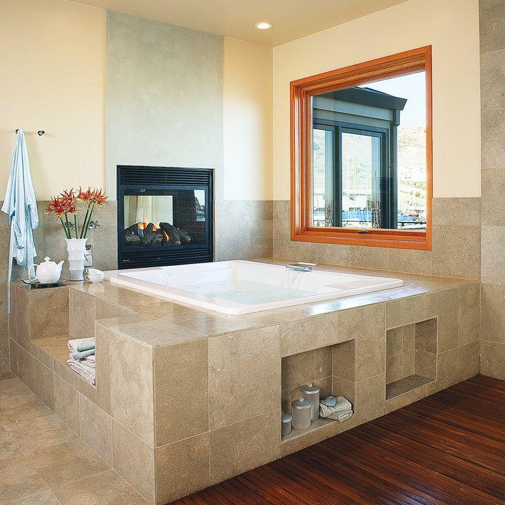 15 Shower  Bathtub Designs Jetted tub, Bathtubs and Tubs