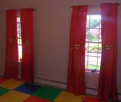 Superman Curtains   Project For Cheryl Or Taylor