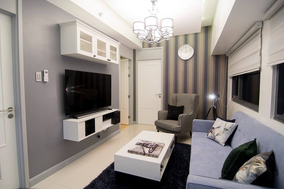 Small Living Room Interior Design Philippines