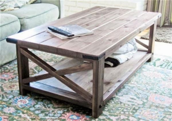 Learn To Build Simple Coffee Table Smart Home Do It Yourself