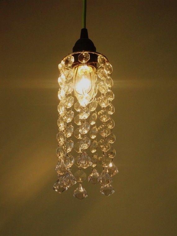 lightbulbs bare. Bare Bulb Mod And Trendy Mini Crystal Chandelier Lightbulbs