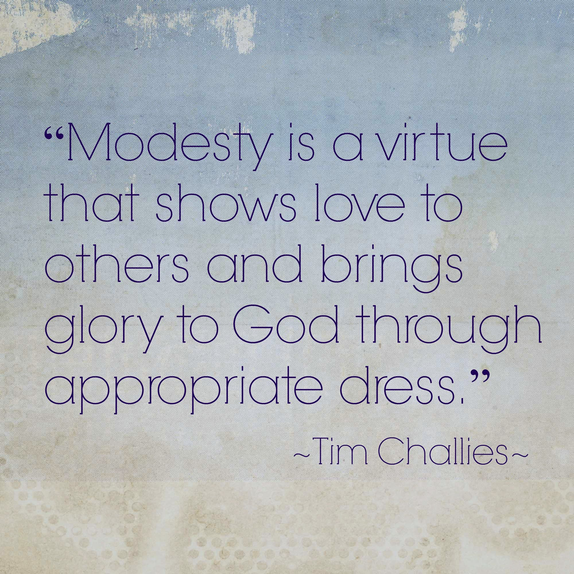 Style Guide for Christian Girls: Modesty | Project Inspired