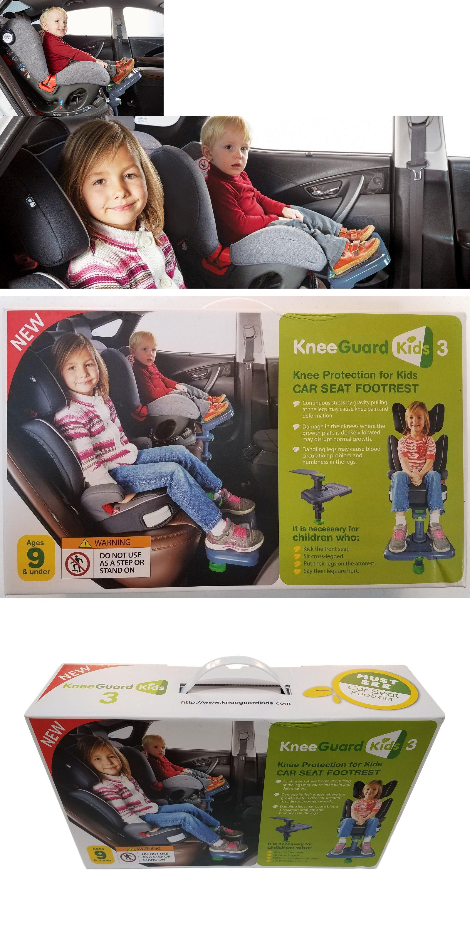 Car Seat Accessories 66693 Kneeguard Kids And Booster Footrest V3