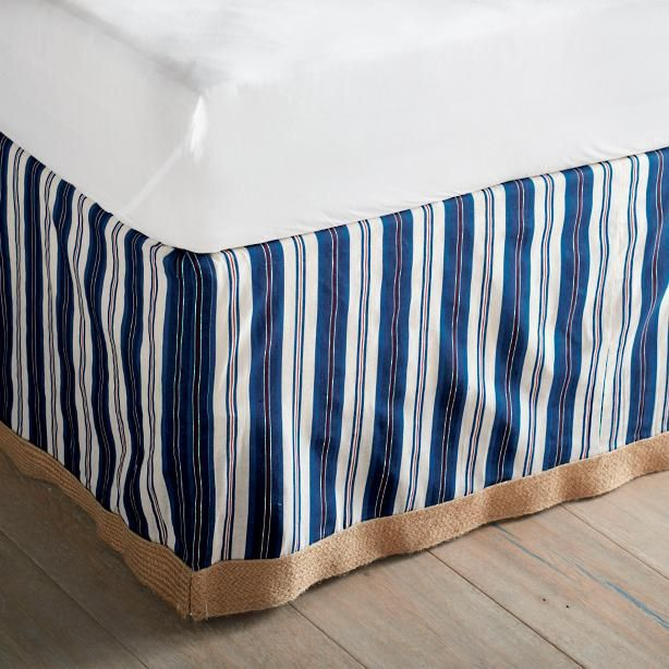 Charleston Bed Skirt