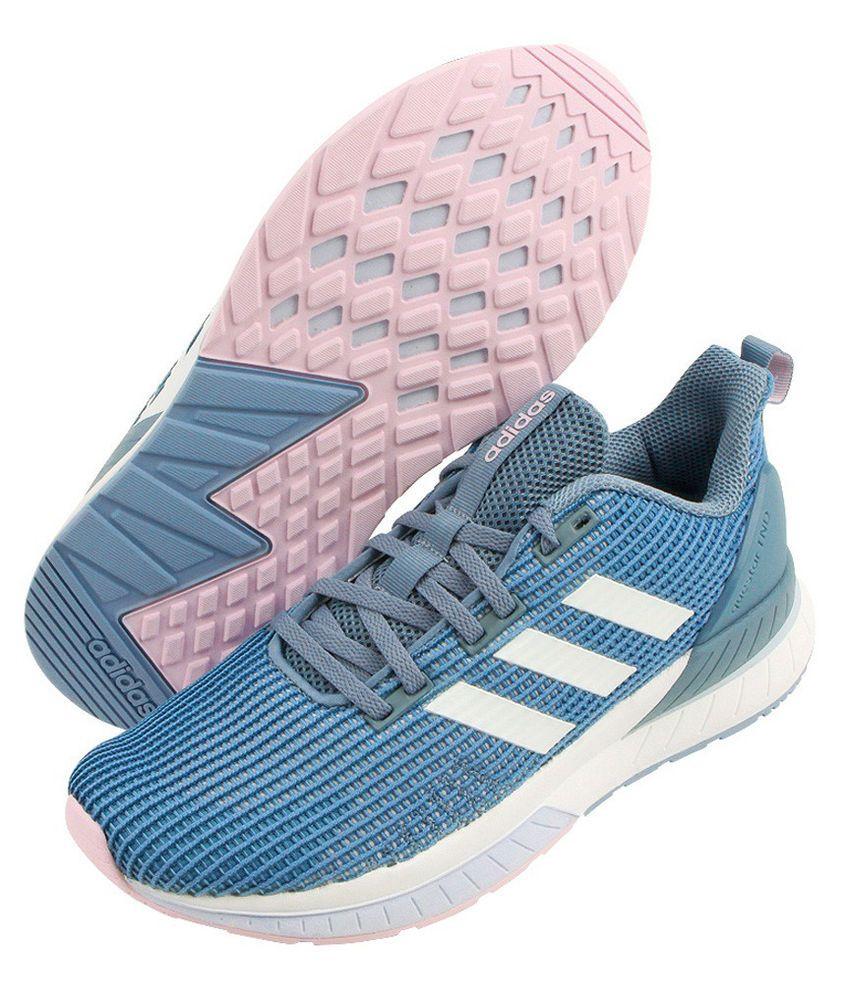d1448128a2d8 adidas Women s QUESTAR TND for Women Running Shoes Badminton Shoes Blue  DB1298  adidas  Running