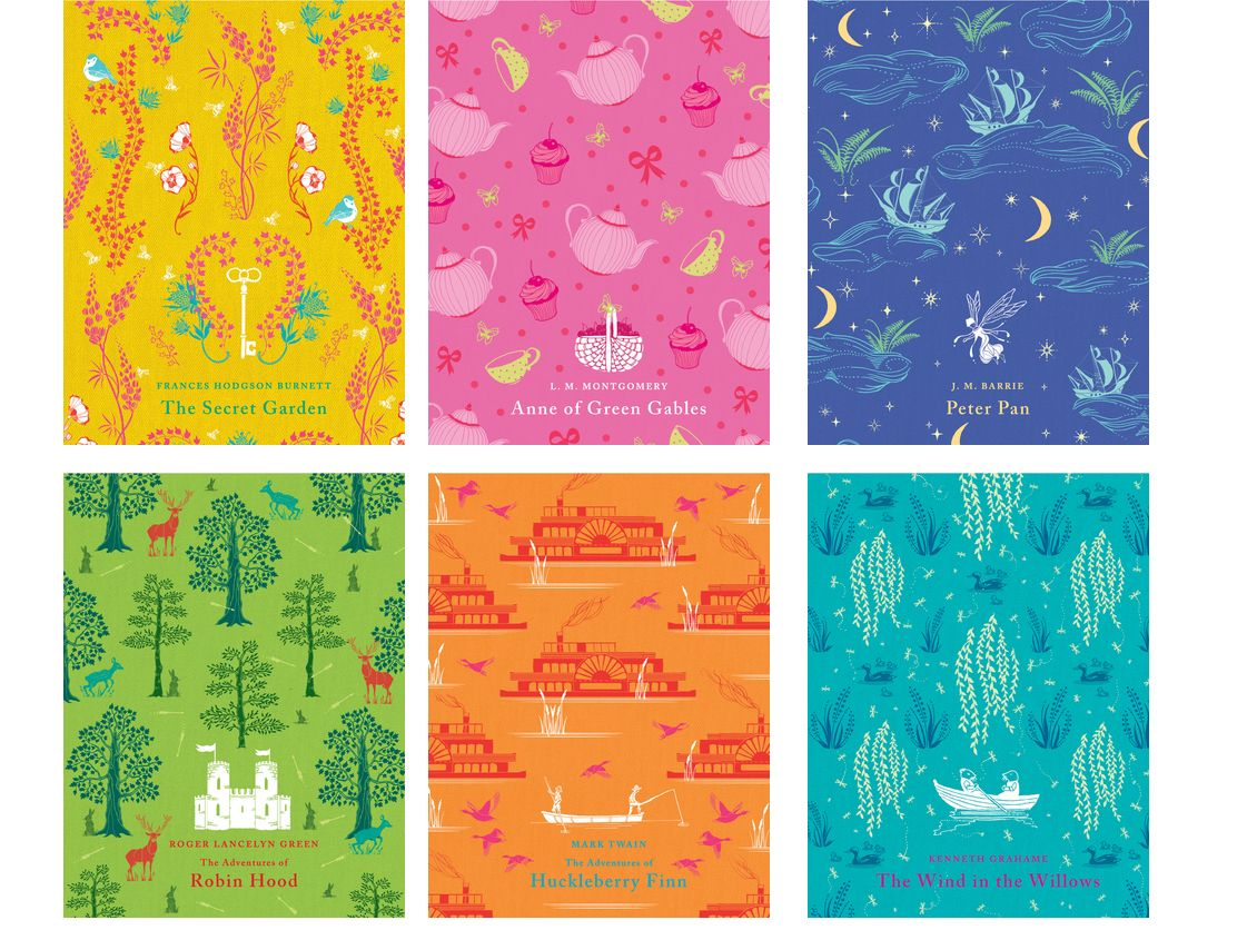 Puffin Classics In Hardcover Beautiful Book Covers Children Book Cover Book Inspiration