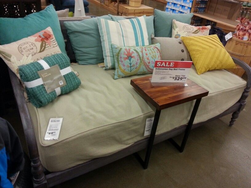 Cool Daybed At World Market Decor Pinterest Daybed