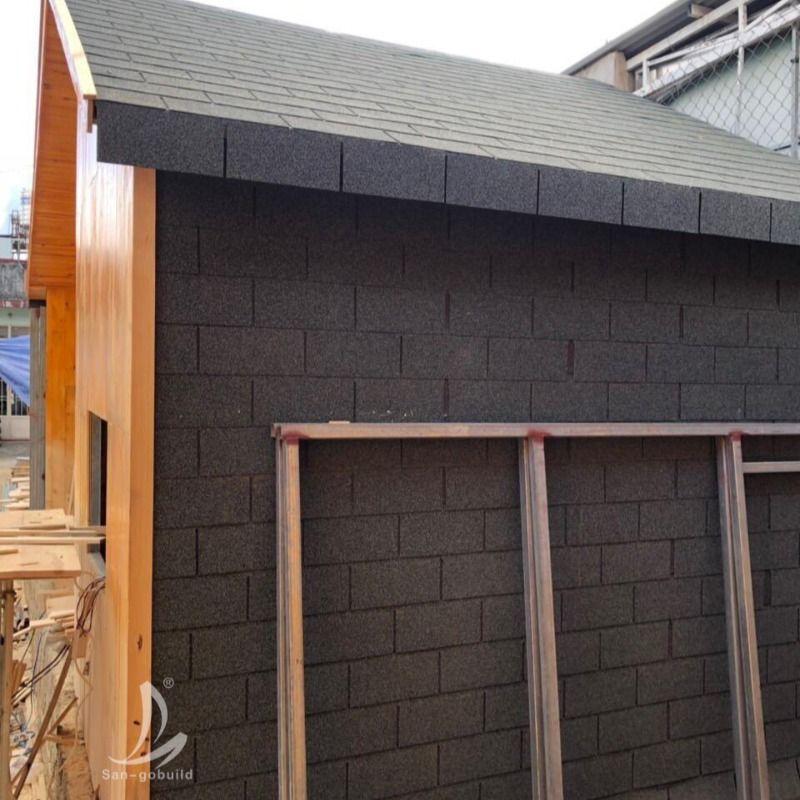 Best Sangobuild Vietnam 3 Tab Asphalt Roofing Shingle Single 400 x 300