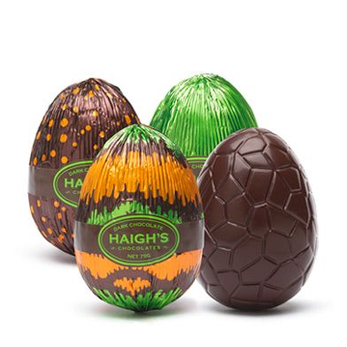 Dark chocolate easter eggs from haighs chocolates purchase dark chocolate easter eggs from haighs chocolates purchase online instore and mobile www negle Choice Image