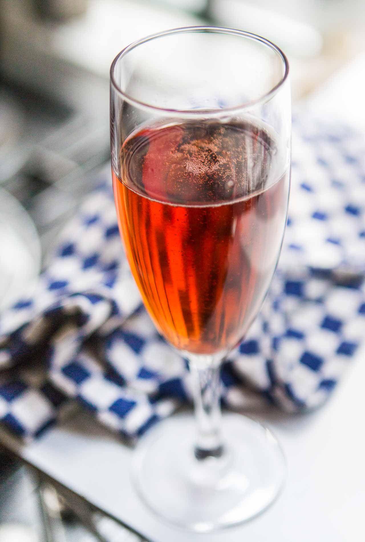 A Regional Aperitif From France Via Davidlebovitz In 2020 Apple Brandy Babaganoush Recipe Ginger Syrup