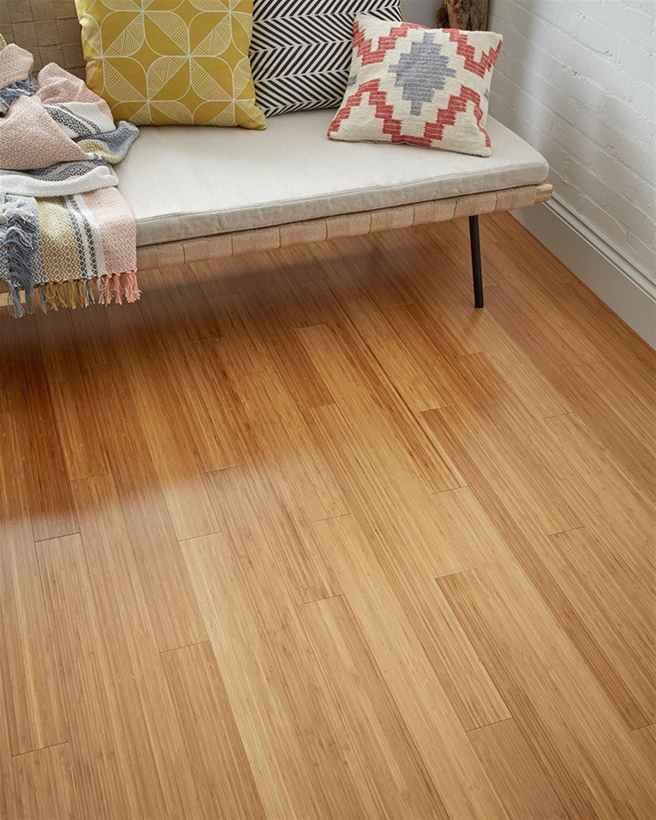 11 Awesome Bamboo Flooring Design That You Never Imagined