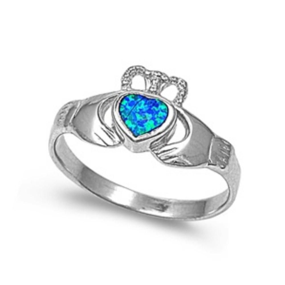 2019 year looks- Ring Claddagh heart design concepts