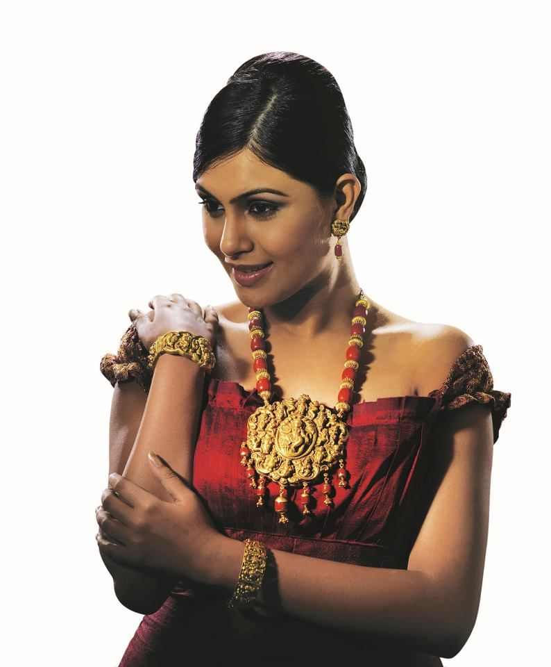 Indian Jewellery and Clothing: Awesome antique temple jewellery collection from NAC jewellers..